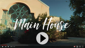 Tour the Main House of Villa Camilla on Grace Bay Beach
